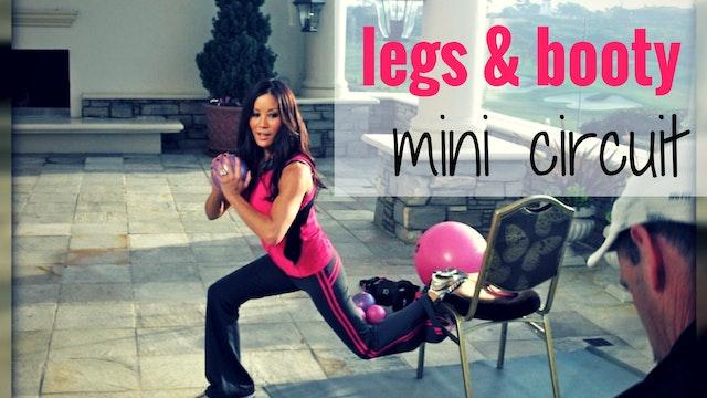 X LEGS MINI CIRCUIT 5M