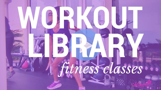WORKOUT VIDEO LIBRARY - ALL