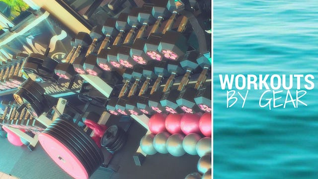 WORKOUTS BY GEAR