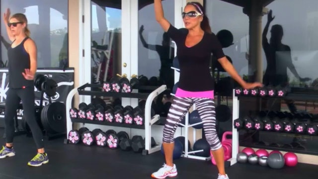 Strong is the new Black WEIGHTS 45MIN-HDX