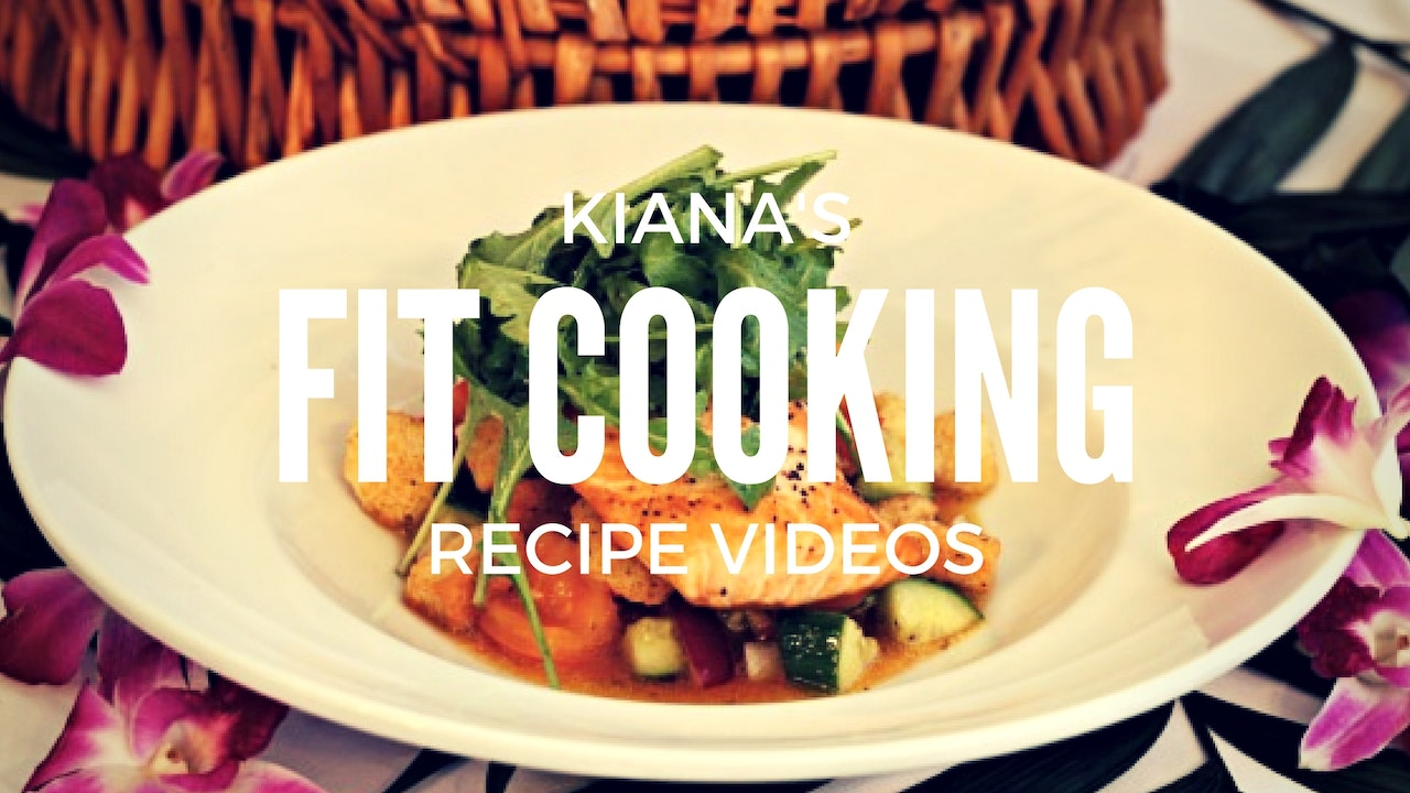 FIT COOKING VIDEOS