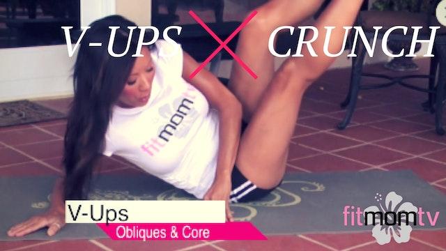 Exercise-V-Ups
