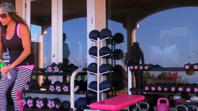Lean Mean Mom Machines-Weights Jumpro...