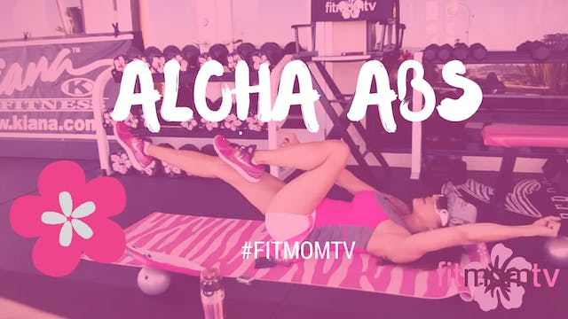 X HOTTIE 8M FIT MOM ABS CIRCUIT
