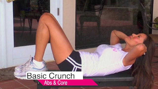 Exercise-Basic-Crunch