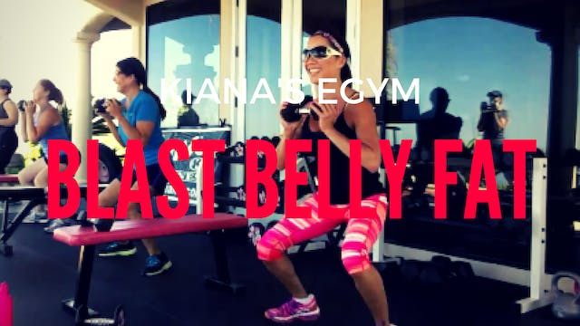 X BLAST BELLY FAT! GET BEACH READY! F...