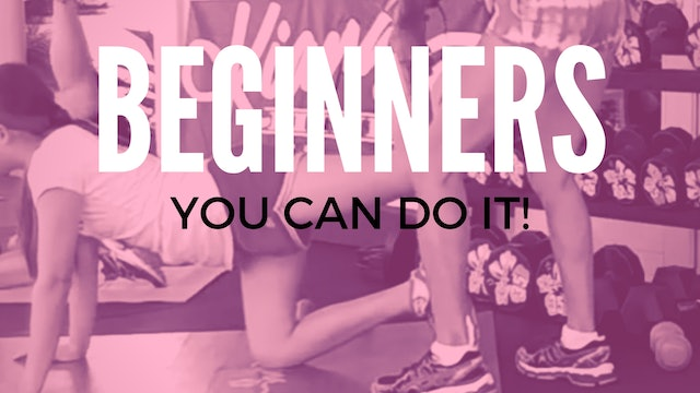 BEGINNER EXERCISES & WORKOUTS