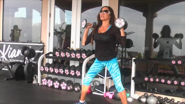 TBW 3 Way Strength + Weights Slam Ball Circuit-35min HDx