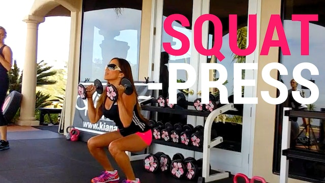 Exercise-Surfer-Squat-Press