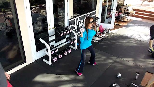 Exercise Alternating Shoulder Press