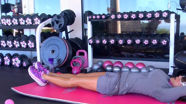 X HOTTIE 90 DEGREE WORKOUT ABS PLATE