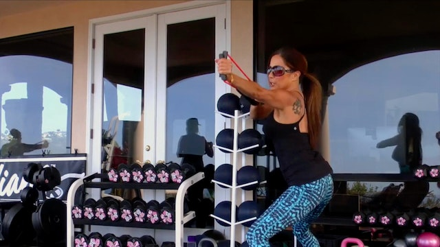 X TIGHT & TONED ALL OVER  WEIGHTS, TU...