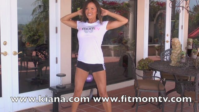 Exercise Good Morning Squat Combo
