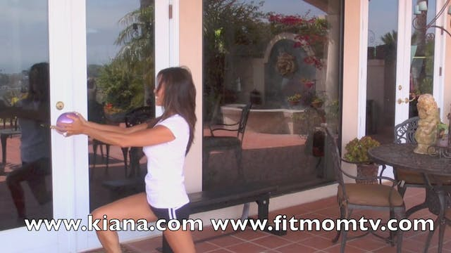 Exercise Lunge Front Side