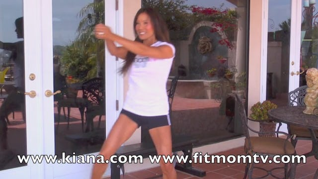 Exercise Lunge Side Side