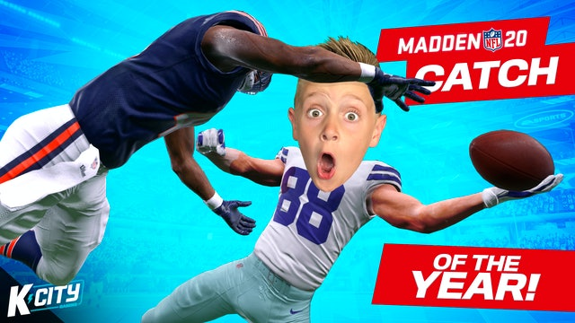 Most Amazing Catch! Madden NFL Season Week 3, Season 2!