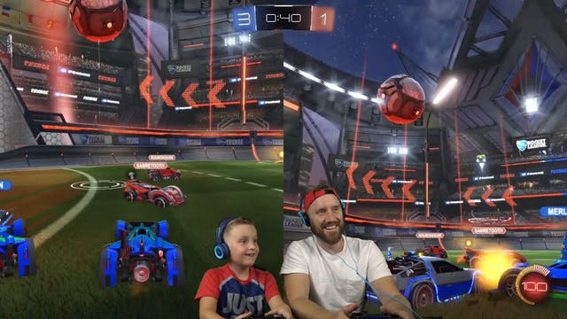 Rocket League Season Week 2