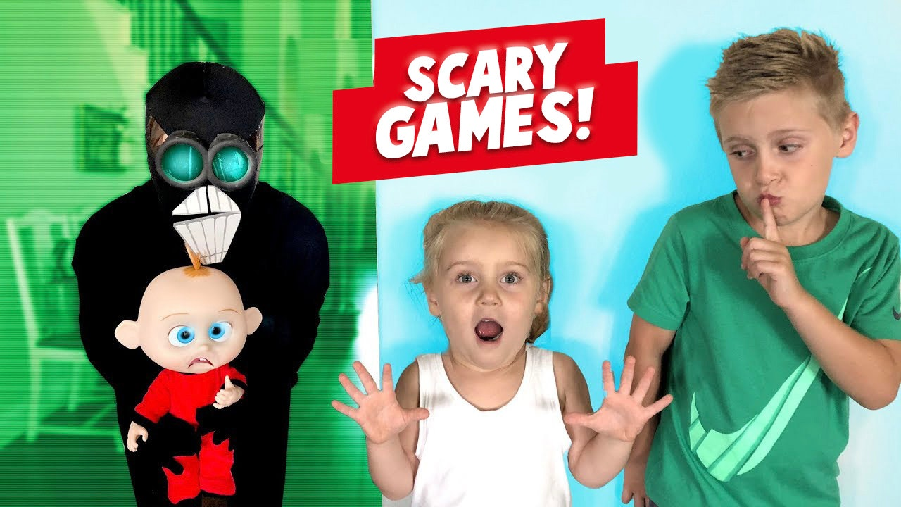 Family SCARE Games