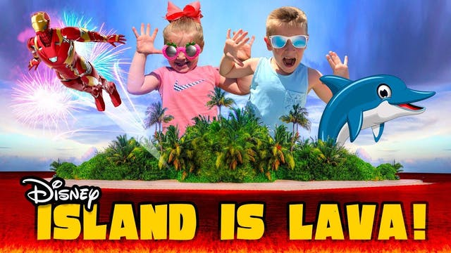 Disney Cruise 2018 Part 3: The Island...