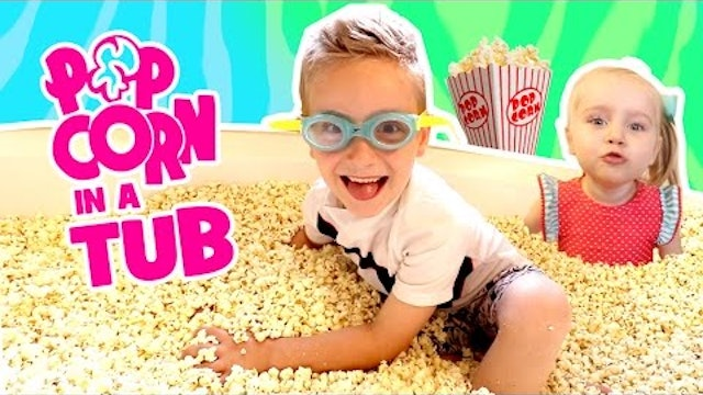 Popcorn in a TUB Challenge!