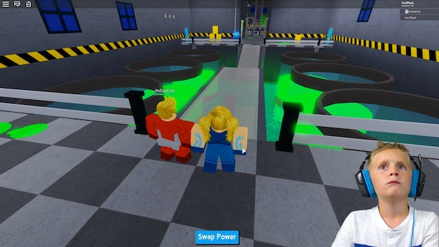 ROBLOX: Heroes of Robloxia Part 1