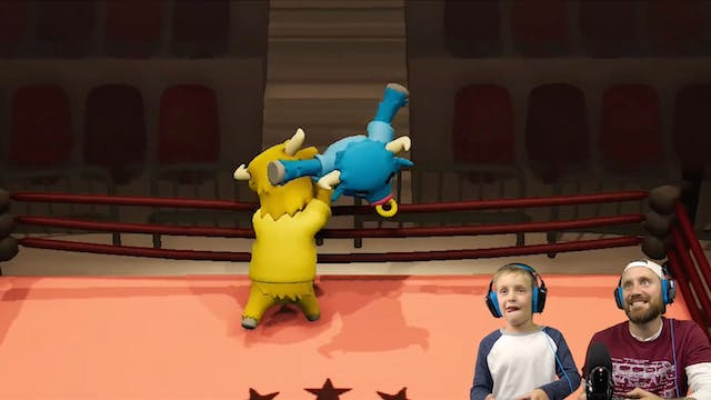 Gang Beasts: Battle Royal