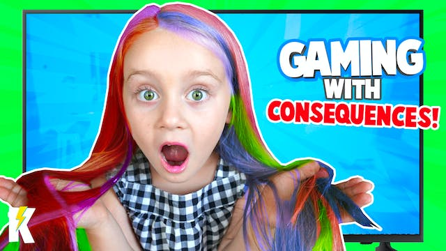 Hair Dyed! Gaming with Consequences 5