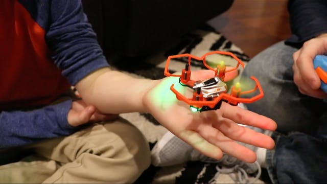 Hot Wheels: These Cars Can Fly!