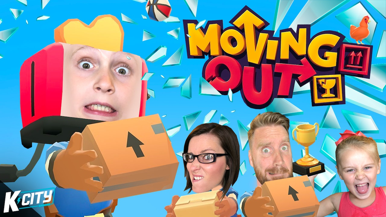Moving Out! Gameplay Series