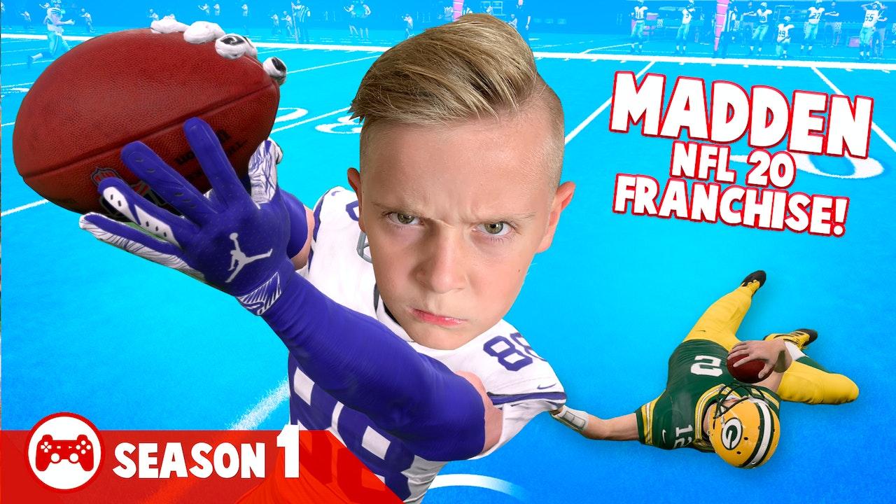 Madden NFL 20 Gameplay