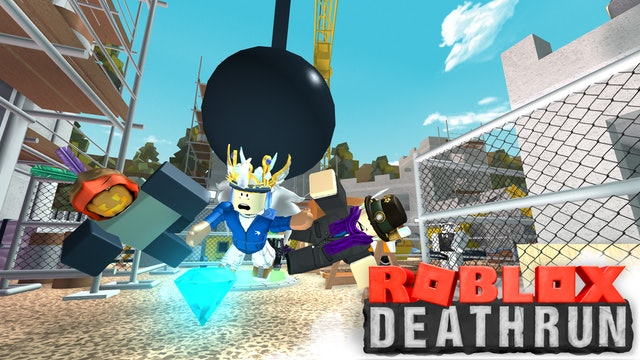 ROBLOX (Exclusive): Death Run Part 1