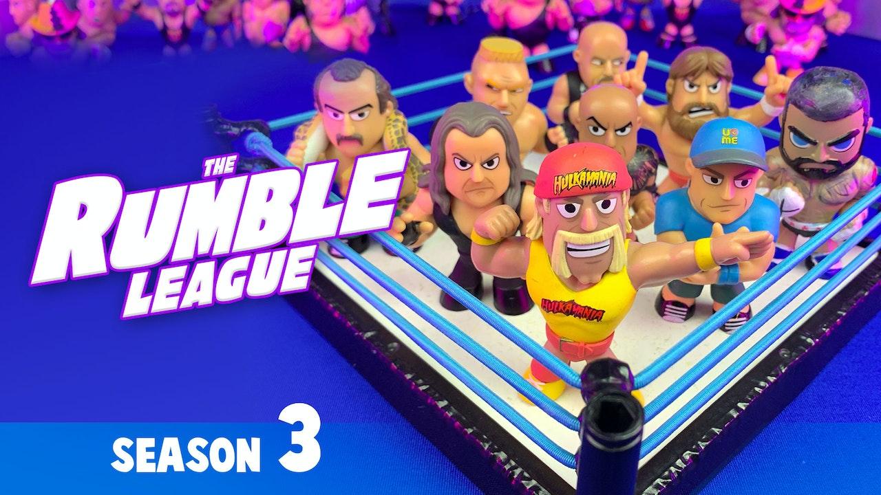 Rumble League: Season 3