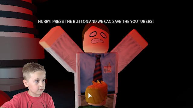 ROBLOX: Escape the YouTubers Part 2