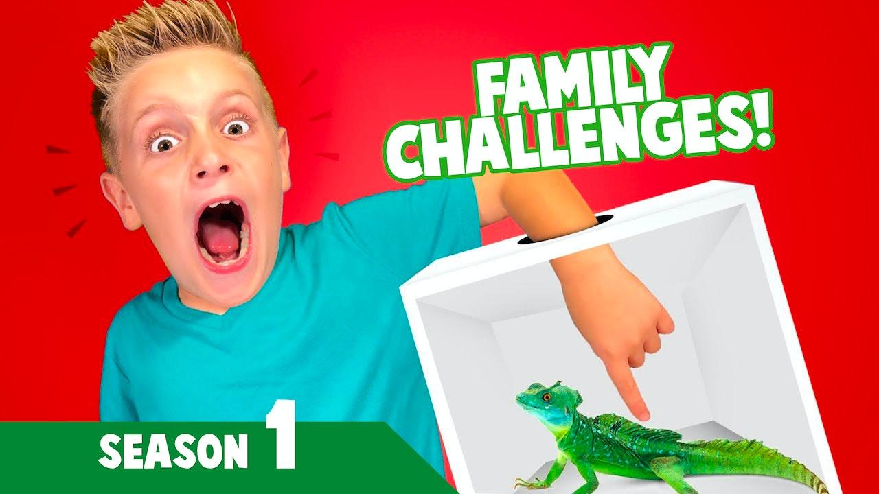Kids Challenges!