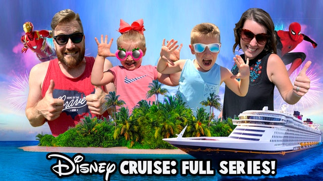 KidCity Family Disney Cruise