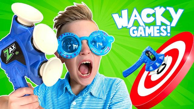 Wacky Games Gauntlet!!!