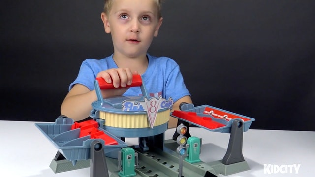 Disney Cars: DRAGSTRIP Unboxing & Play!
