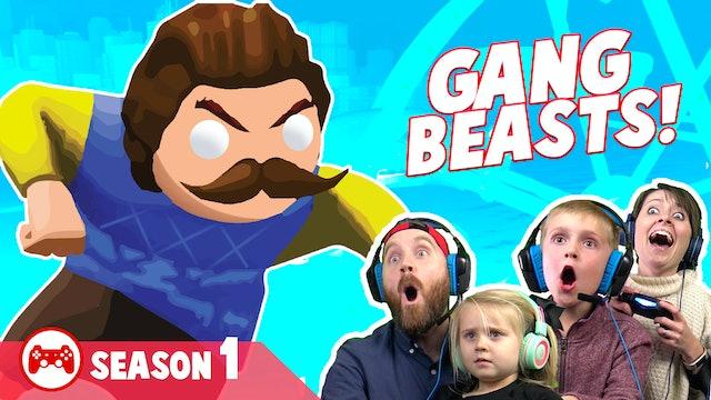 Gang Beasts!