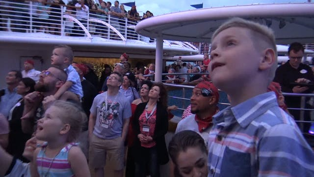 Disney Cruise 2018: The Lost Footage ...