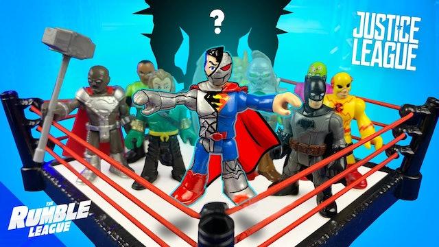 Match #6: DC's Justice League