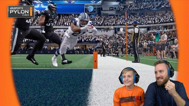 Madden NFL 20 Part 7: Zeke on Fire!