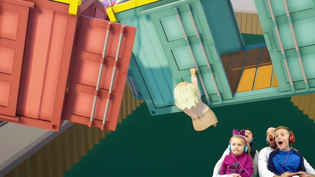 Gang Beasts: Family Battle