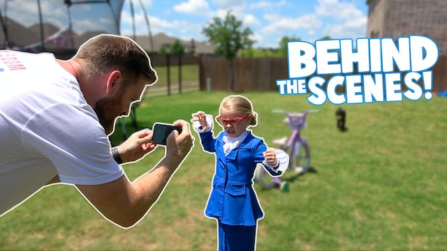 Behind the Scenes (How We Play our Fa...