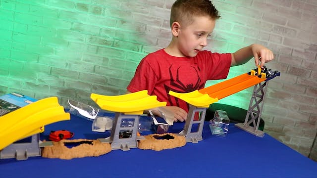 Hot Wheels Stunt Jump Tournament #2