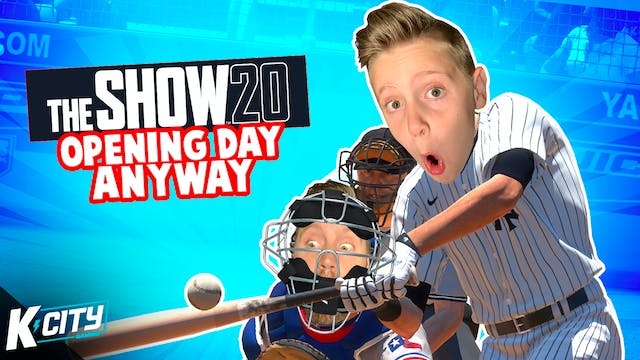 Dad vs Son in MLB The Show 20!