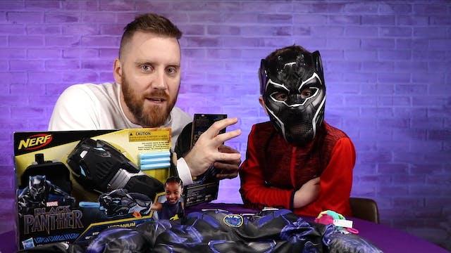 Black Panther Gear Test Part 2!