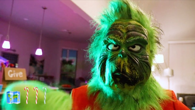 The Grinch Part 8: Home Alone with the Grinch!