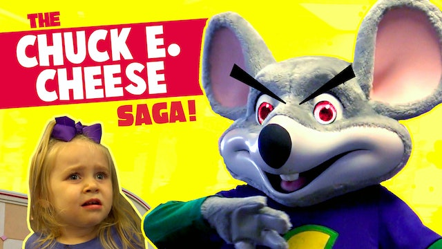 The Chuck E. Cheese Vlogs