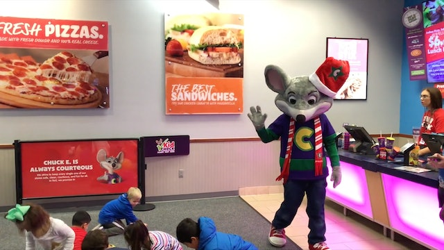 Chuck E. Cheese is Mean!