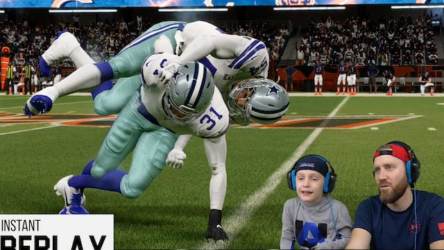 Madden NFL 20 Part 13: Tackling Ourse...